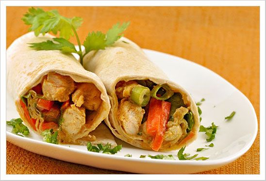 Tandoori Chicken Melt Recipe — Dishmaps