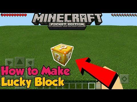 Command Lucky Block