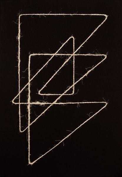 F et M Quistrebert INFINITE LINE 3 C-print mounted on wood, 38 cm x 55 cm, 2011.
