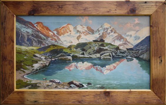 Il Bernina | Antichità Missaglia