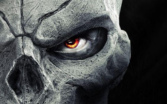 علاج الحسد الشديد في الرزق بالقران في 3 ايام و ما هي اعراض وايات وادعية الحسد Skull Wallpaper Horror Wallpapers Hd Skull Illustration