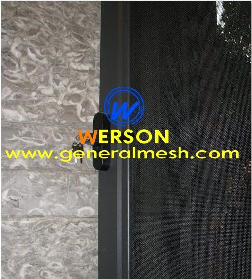 316 Invisi Gard Stainless Steel Mesh Screen For Security Door And Window China Hebei General Metal Netti Wire Mesh Screen Mesh Screen Security Screen