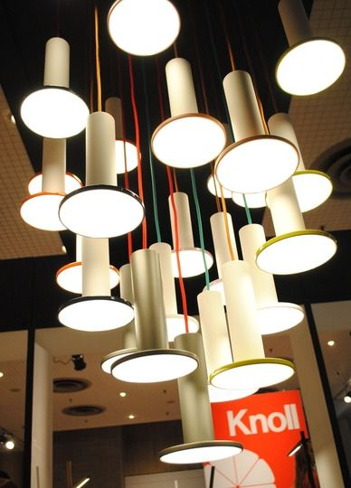 The Cielo chandelier from Pablo Designs