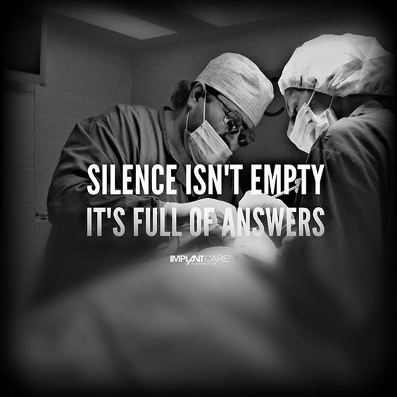 #implantcare #yourdentalplace #silence #full #of #answers #surgery #dentist #dental #quotes #workhard #working #late #beautiful #picoftheday #tbt #smile #love #live #passion #follow #kagran #maxillofacial #instagood #wien #ilovevienna #weloveourpatients #2016 #like4like #amazing