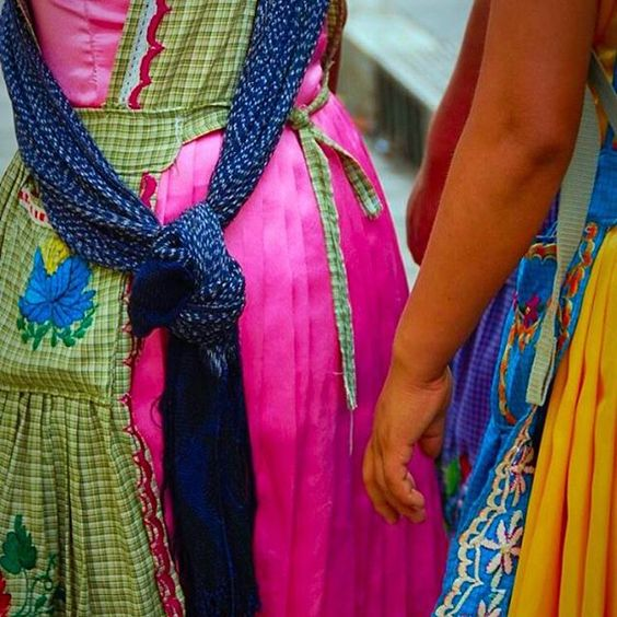 #color #inspiration #huatulco #mexico #streetwear #mexicolors #folkloric