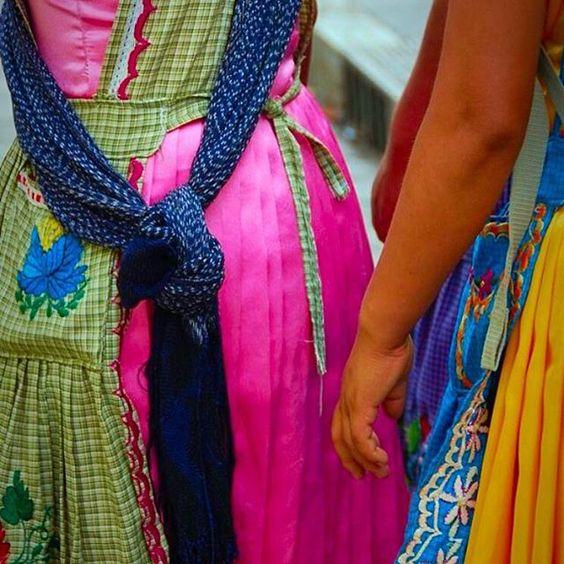 #color #inspiration #huatulco #mexico #streetwear #mexicolors #folkloric