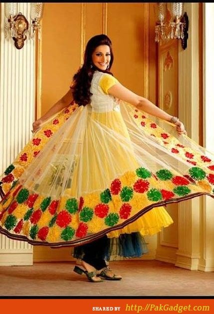 Anarkali Designs And Frocks For Eid 2014 2015 Gul Ahmed