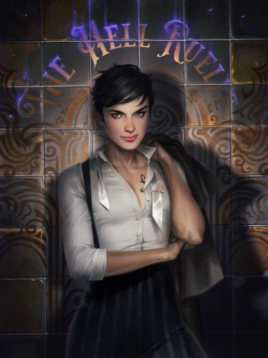 The last hours tome 1 : Chain of gold (Anna Lightwood par @charliebowater)