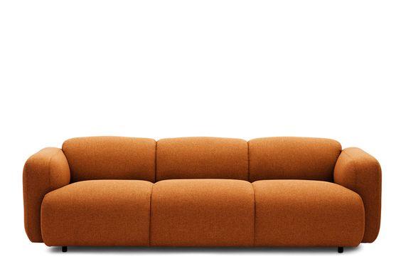 3350€ minimum Canapé Swell 3P Wagell, Jonas : NOËL design Normann Copenhagen - Design Ikonik