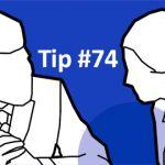 Tip 74: Cómo sentarse para convencer