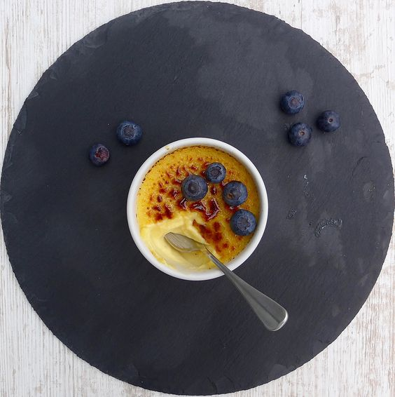 Crema catalana mit Kondensmilch - Ein Dessert für die Seele
