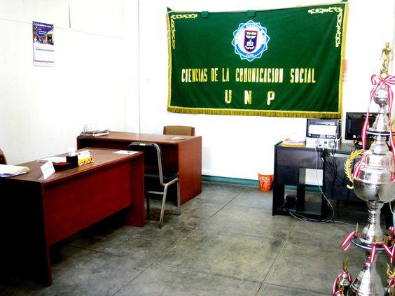 Aula de profesores, más conocida como AULA 42