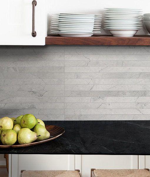 Modern Light Gray Subway Backsplash Tile Contemporary Design Tile Backsplash Gray Tile Backsplash Black Backsplash