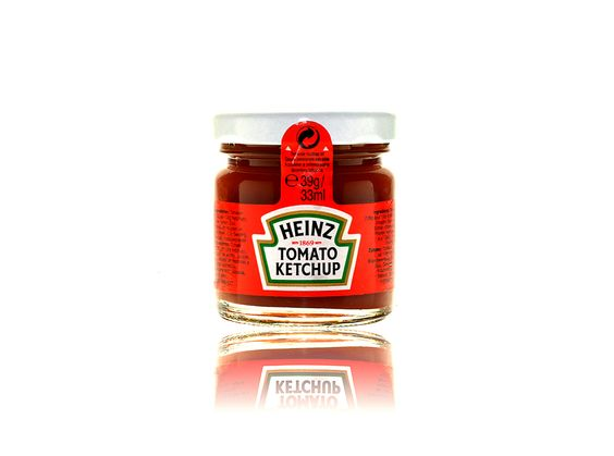 Red Heinz Tomato Ketchup You can't eat without it von Vitali M.