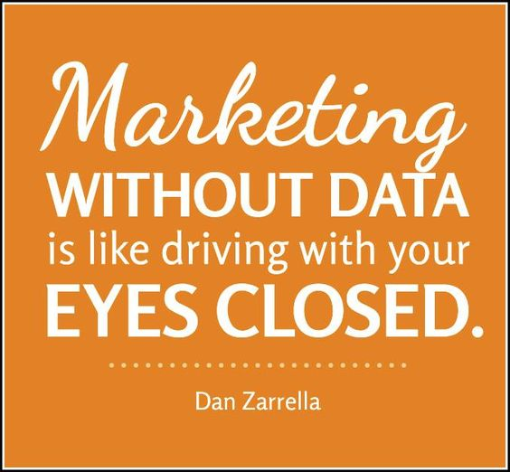 Data Make Your Business Better Decisions Making Digital Marketing - Making Smart Marketing Plan