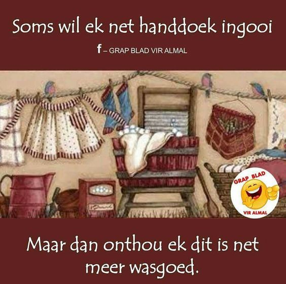 Handdoek ingooi...#Afrikaans #Success