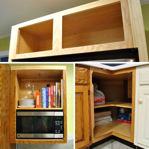 The doors cabinet doors and doors on pinterest for Building kitchen cabinets with kreg jig