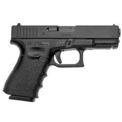 GLOCK 23 Gen 3 Semi Automatic Handgun .40 S&W 4.02 Barrel 13 Rounds Polymer Black PI2350203