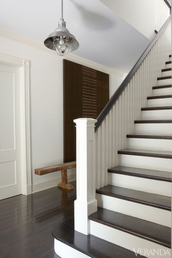 Interior Foyer Minimalist : Well lived minimalist southampton home a house stair