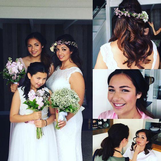 Beautiful wedding on Friday! Thank you @tony_marchment_artistry for wonderful job on bridesmaids hair! Hair and Makeup by me #makeup #sylwialukoszmakeup #sylwialukoszhairandmakeup #beauty #mua #sydneymakeupartist #internationalmakeupartist #makeupartistworldwide #lovemyjob #wedding #bride #braidsmaid #bridalmakeup #curls #bridalhair #bridalhairandmakeup #braidalhairstyle #halfuphalfdown