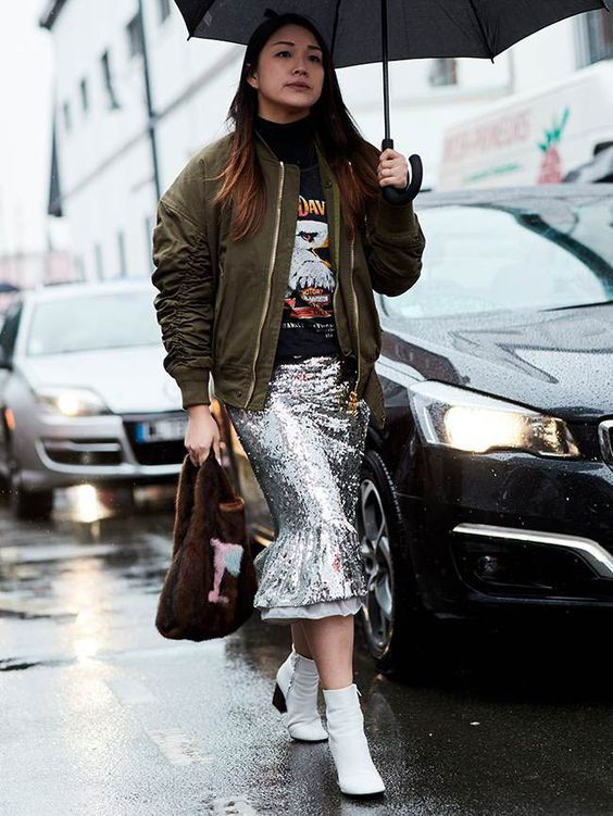 Fall street style fashion / Fashion week #fashionweek #fashion #womensfashion #streetstyle #ootd #style / Pinterest: @fromluxewithlove