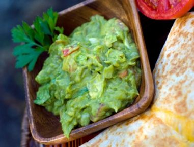 Guacamole - wie sie am besten schmeckt - Rezept
