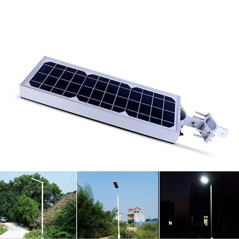Waterproof Led Solar Light Outdoor Motion Sensor Street Lights Led Solar Panel Street Light Road Garden Street Light Outdoor Solar Lights Solar Panels Solar