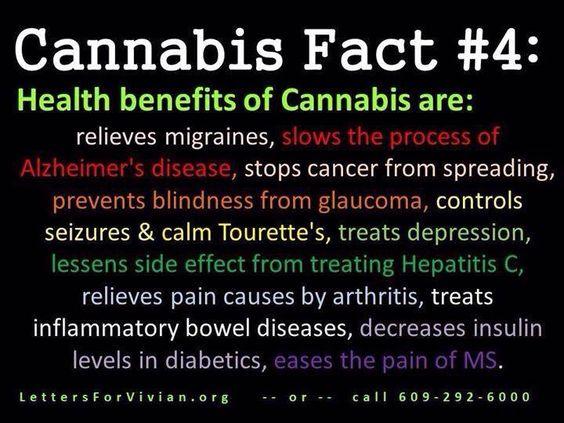 Benefits of Cannabis