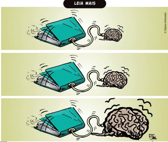 Leitura www.facebook.com/NeurocienciasEmBeneficioDaEducacao