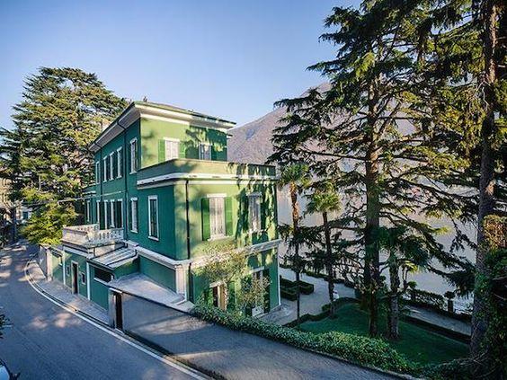 Villa dell'Orto | Laglio #lakecomoville: