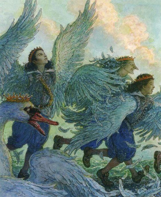 Sirenas y Mermaids (las sirenas nórdicas) E6c9a498313359d038eee42e2a36e270