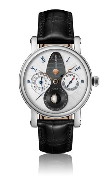 Christiaan van der Klaauw Astronomical Watches