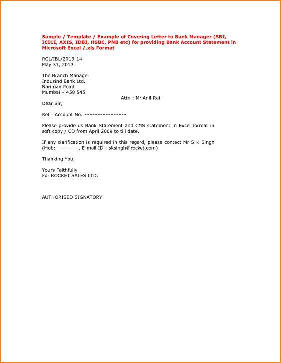 Letter Bank Manager Format Agenda Template Website Application