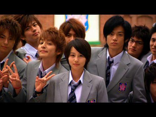 Same Name: Hana Kimi, A Japanese Drama Based On A Manga, With The