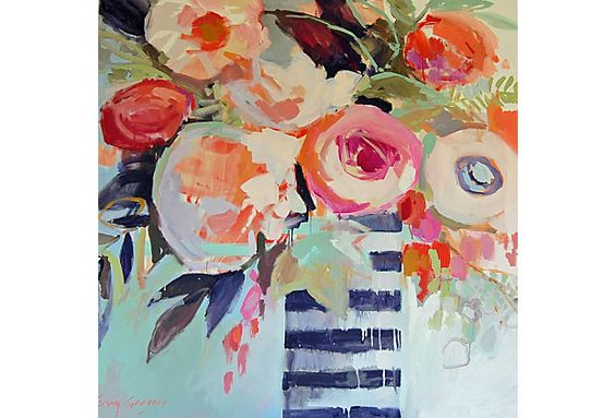 Erin Gregory, Efflorescence on OneKingsLane.com