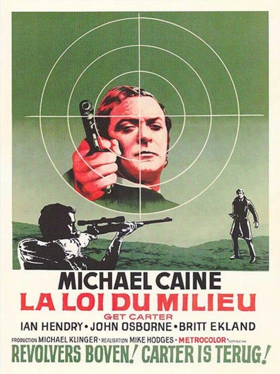 Voir La Loi du milieu (1971) en Streaming VF HD | Film, Poster affiche,  Affiche cinéma
