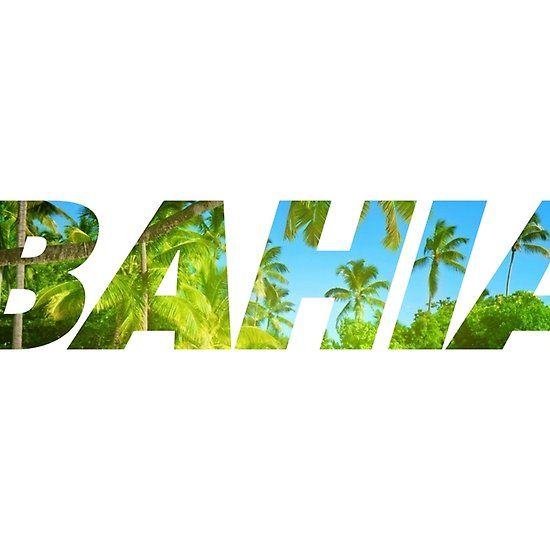 Bahia Brazil Salvador Brasil Bahia T Shirt Bahia Sticker