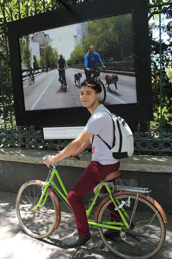 Shortfilm by mi vida en bici/ México DF