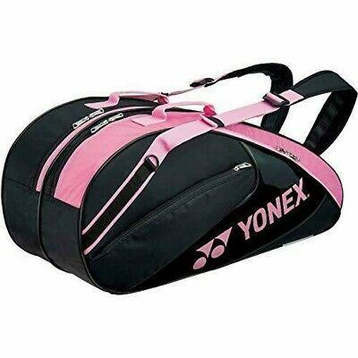 Advertisement Ebay Yonex Tennis Racket Bag 6 Backpack With Bag 1732r Pink Bag1732r 4550086099307 In 2020 Yonex Badminton Bag Badminton Bag Tennis Racket Bag