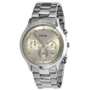 #Fossil Fs4669 Ansel Stainless Steel  women watch #2dayslook #new #watch #nice  www.2dayslook.com
