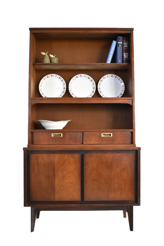 mid century modern hutchchina cabinet styling home style pinterest china cabinets midcentury modern and mid century