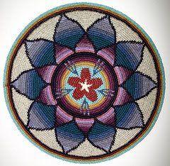 RETALES DE TIEMPO HECHOS CROCHET: técnicas de crochet