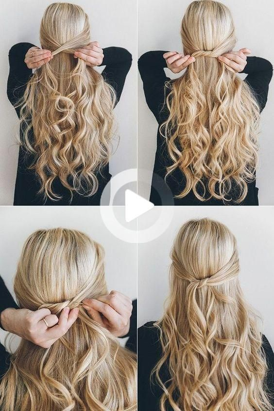 25 Einfache Frisuren Fur Langes Haar Einfache Frisuren Fur Langes Haar Aheyko Blog Geflochtene Frisuren Frisur Hochgesteckt Einfache Frisuren Fur Langes Haar