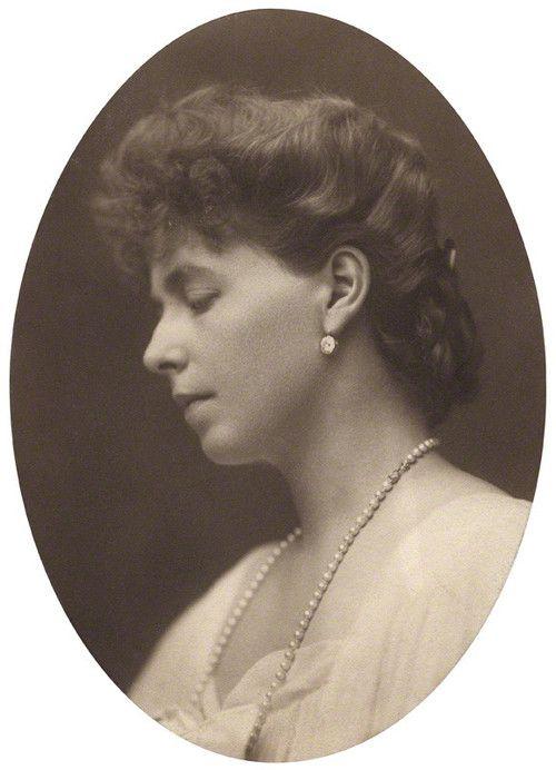 Queen Marie of Romania - August 1905
