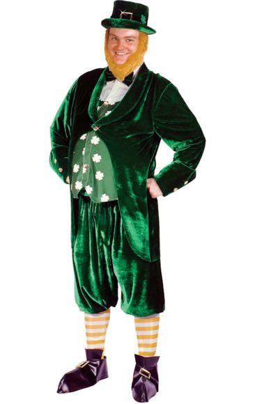 Adult Lucky Leprechaun Costume