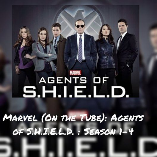 Marvel On The Tube Agents Of S H I E L D Season 1 4 The Avengers Iron Man Agents Of Shield