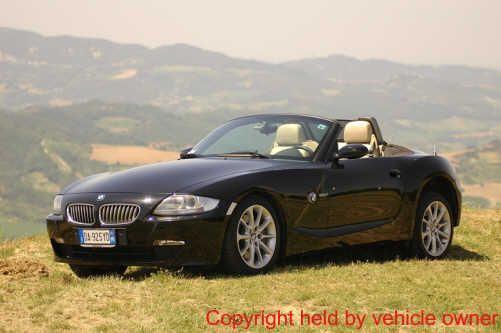 BMW Z4 30i E85