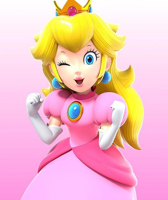 Pin By Patrick Freyre On Princess Peach Peach Mario Mario And Princess Peach Nintendo Princess