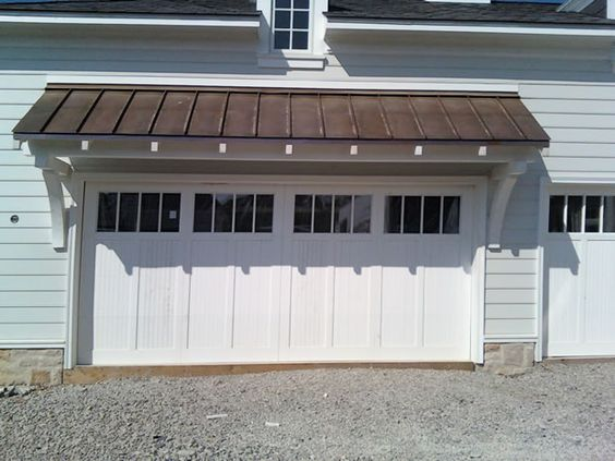 Door and overhang | Carriage House | Pinterest | Doors Garage doors and Exterior & Door and overhang | Carriage House | Pinterest | Doors Garage ... Pezcame.Com