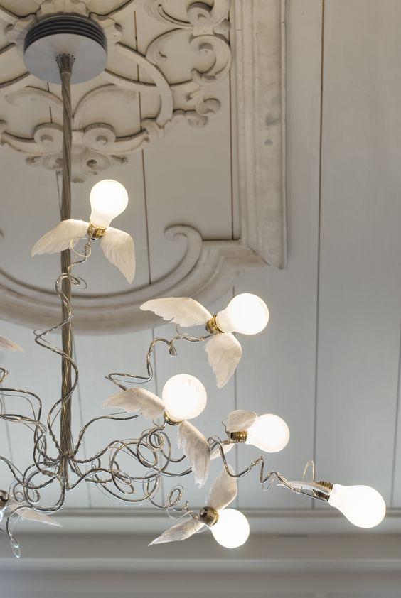 Design ingo maurer light inspirations see more http for Wohnzimmer junggeselle